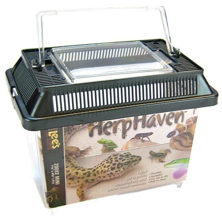 Lees Herphaven Terrarium Mini Professional Reptiles